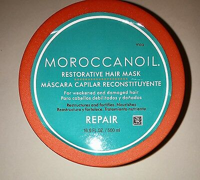Moroccanoil Restorative Hair Mask ‑ 16.9 oz jar