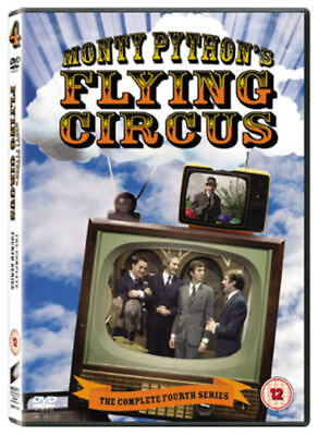 Monty Python's Flying Circus: Series 4 (Box Set) DVD NEW