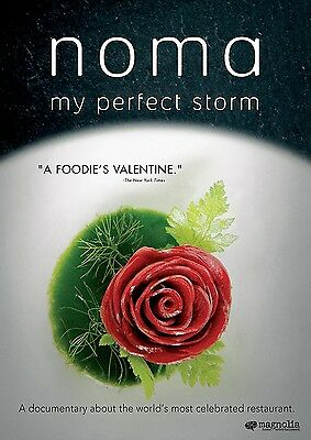 Noma: My Perfect Storm DVD 2016 NEW