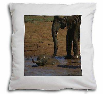 OSTRITCH PHOTO PRINT Soft Velvet Feel Cushion Cover With Inner Pillo ...