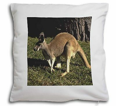 Kangaroo Soft Velvet Feel Cushion Cover With Inner Pillow, AK-2-CPW