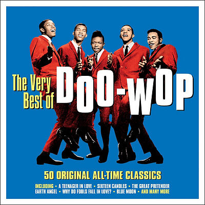 Various Artists The Very Best of Doo-wop CD NEW