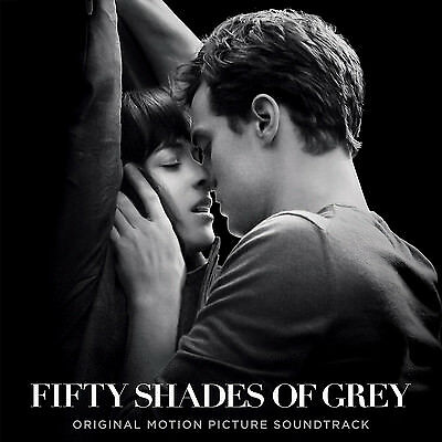 Various Artists Fifty Shades of Grey CD NEW