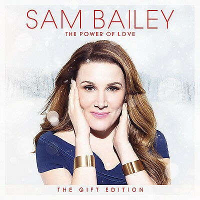 Sam Bailey The Power of Love CD NEW