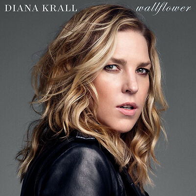 Diana Krall Wallflower CD NEW