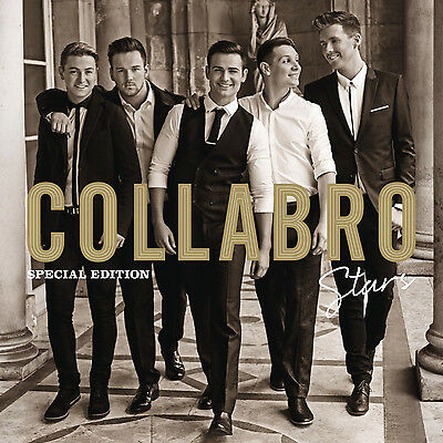Collabro - Stars Special Edition CD NEW