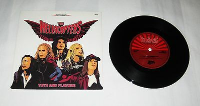 """The Hellacopters : Toys And Flavors, Rare Vinyl 7"""" Single 2000 Sweet Nothing"""