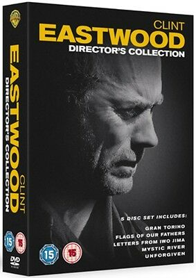 Clint Eastwood: The Director's Collection DVD Box Set NEW