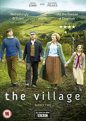 The Village: Series 2 DVD NEW