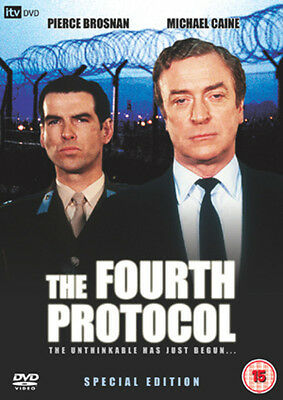 The Fourth Protocol DVD Special Edition NEW