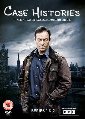 Case Histories: Series 1 and 2 DVD Box Set NEW