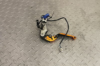 2008 Ktm 990 Super Duke Hydraulic Clutch Master Cylinder W/ Lever Use For Parts
