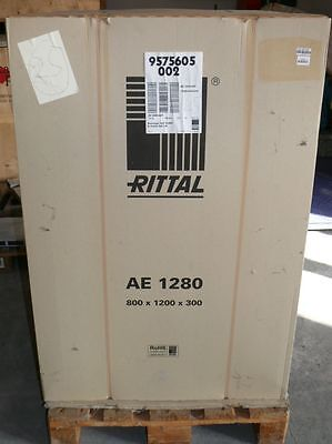 Rittal AE 1280.009 Compact enclosure 1200x800x300mm IP66 Cabinet