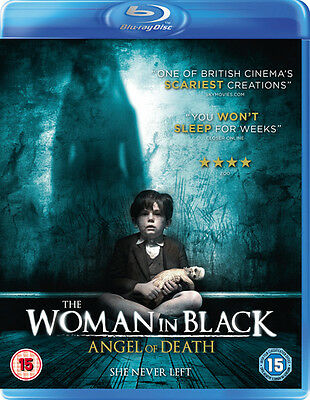 The Woman in Black: Angel of Death Bluray NEW