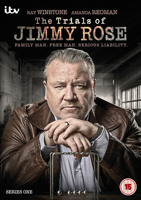 The Trials of Jimmy Rose DVD NEW