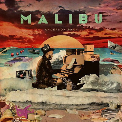 Anderson .Paak Malibu CD NEW
