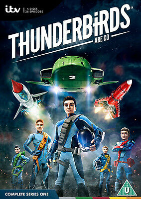 Thunderbirds Are Go: Complete Series 1 DVD Box Set NEW
