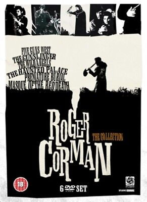 Roger Corman: The Collection DVD Box Set NEW