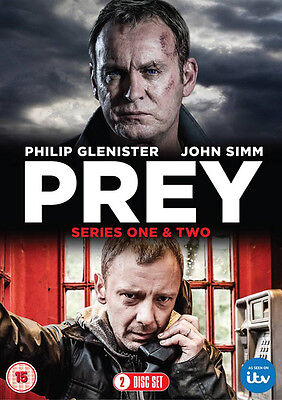 Prey: Series 1 and 2 DVD Box Set NEW