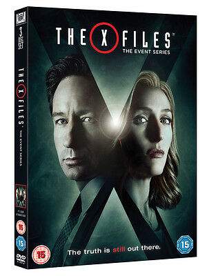 The X-Files: The Event Series DVD NEW