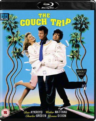 The Couch Trip Bluray NEW