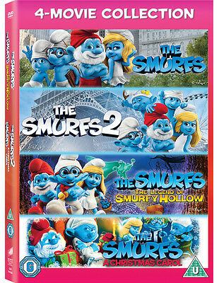 The Smurfs: Ultimate Collection DVD Box Set NEW