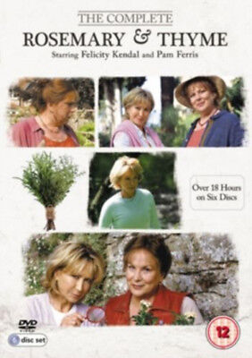 Rosemary and Thyme: The Complete Series 1-3 DVD Box Set NEW