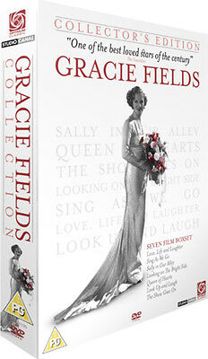 Gracie Fields Collection DVD Box Set NEW