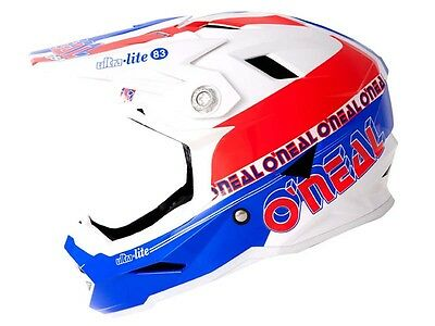 Oneal 2017 Airtech At-1 Bicycle Bike Full Face Helmet Ultra Lite Le 83