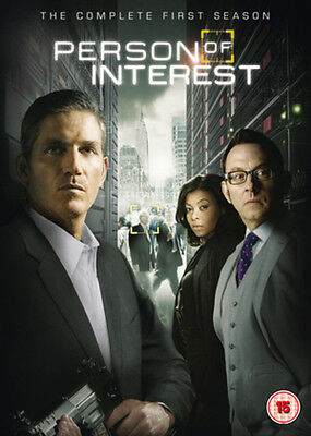 Person of Interest: The Complete First Season DVD Box Set NEW