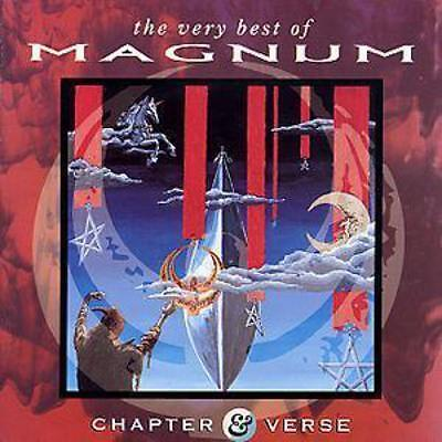 Magnum The Very Best Of Magum: Chapter & Verse CD NEW