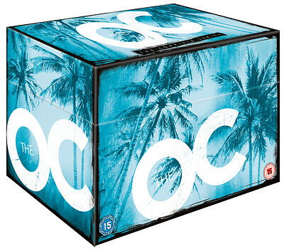 O.C.: The Complete Seasons 1-4 DVD Box Set NEW