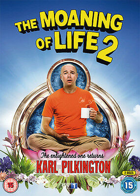 The Moaning of Life: Series 2 DVD NEW