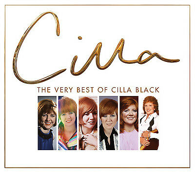 Cilla Black The Very Best of Cilla Black CD NEW