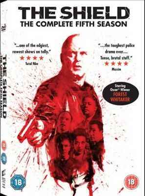 The Shield: Series 5 DVD NEW