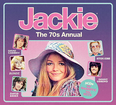 Various Artists Jackie: The 70s Annual CD NEW