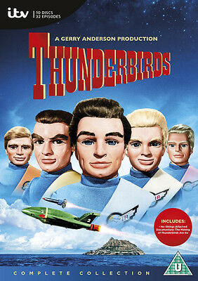 Thunderbirds: The Complete Collection DVD Box Set NEW