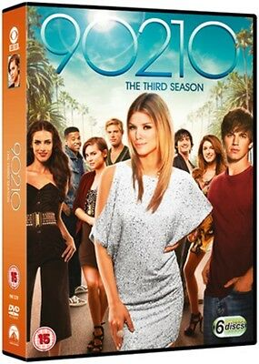 90210: The Complete Third Season DVD NEW