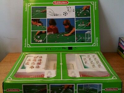 Subbuteo - Club Edition Boxed Set (60140) COMPLETE in excellent condition