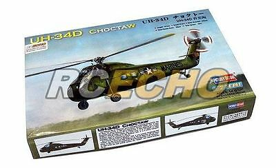 HOBBYBOSS Helicopter Model 1/72 UH-34D CHOCTAW Scale Hobby 87222 B7222