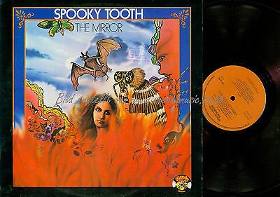 Lp--Spooky Tooth The Miror // Cr30167
