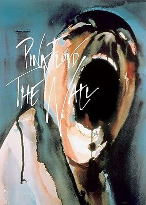 ~~ Pink Floyd ~ The Wall Scream  Poster ~ 24X36 ~~