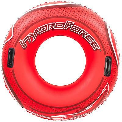 Bouée gonflable baignade Bestway Hydro-force red 102cm Rouge 94860 - Neuf