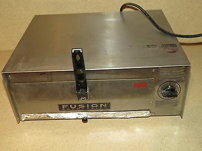 Fusion Commercial Counter Top Pizza Snack Oven Model 507 1450Watts