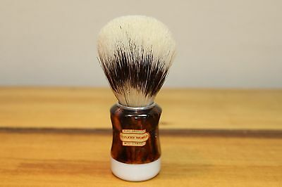 Vintage Cutlery World West German Pure Bristles Shaving Brush