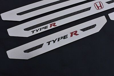 Door Sills Honda Civic Ix Fk2 Type R I-Vtec Turbo Typer K20C1 Earth Dreams Sport