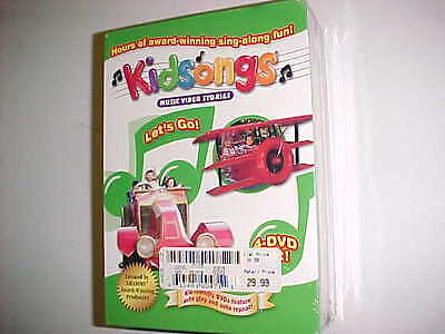 Kidsongs Dvd Music Video Stories Ride The Roller Coaster Used