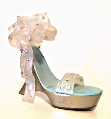 Raine Just The Right Shoe Sheer Grace 25361 Miniature Retired 2002