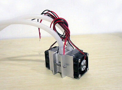 DIY kits Thermoelectric Peltier Refrigeration Cooling System + fan