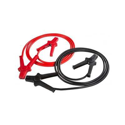 Booster Cable Jump Start Leads Petrol & Diesel Engines 2.5 Litre & Bag HeavyDuty